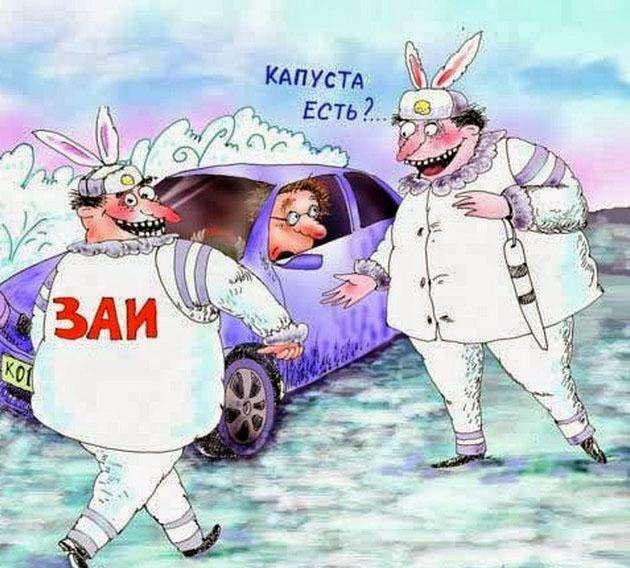 Забавні карикатури (29 фото)
