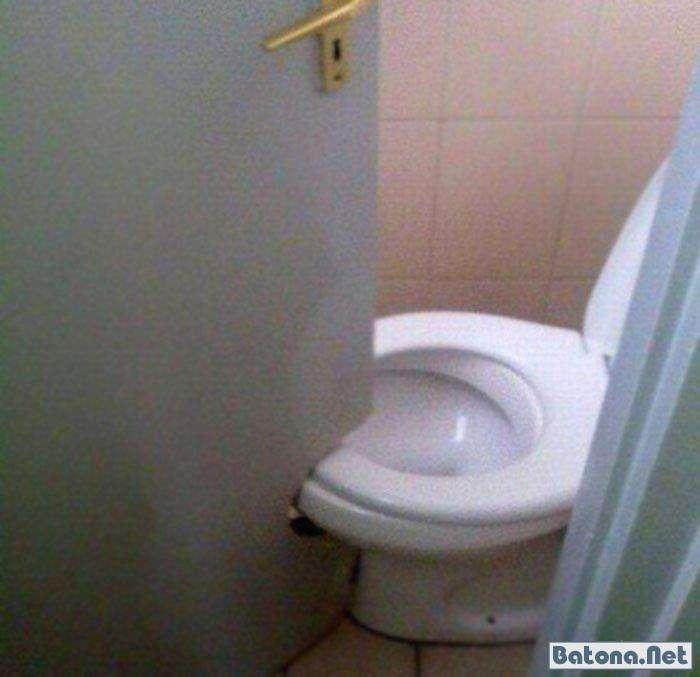 Туалетні приколи (61 фото)