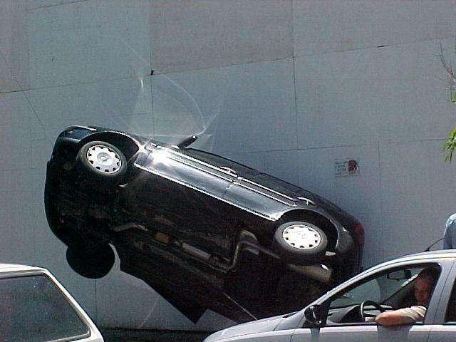 Чудеса паркування (10 фото)