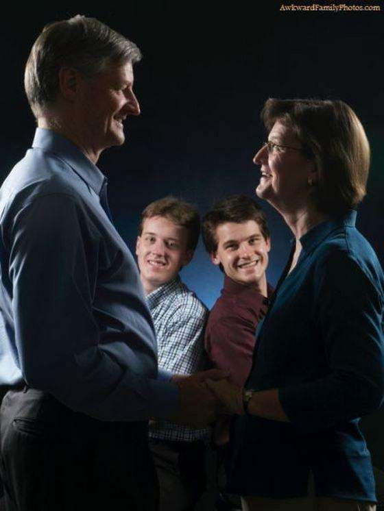 Забавні сімейні фотографії (99 фото)