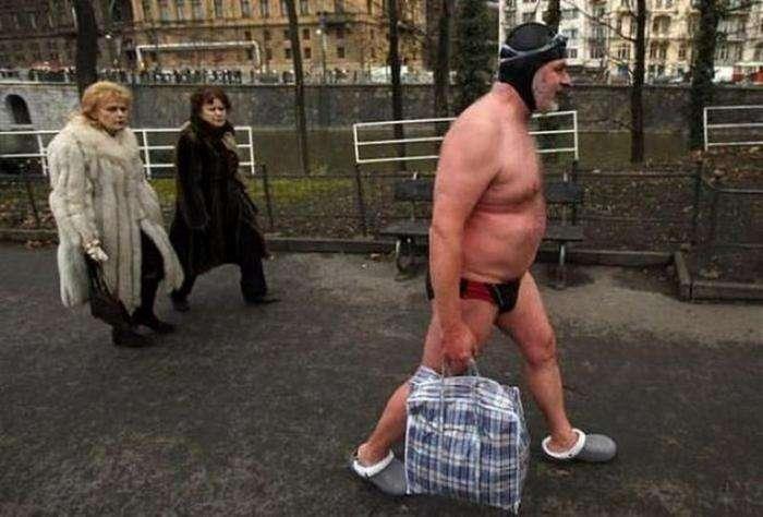 Таке буває тільки в Росії (53 фото)