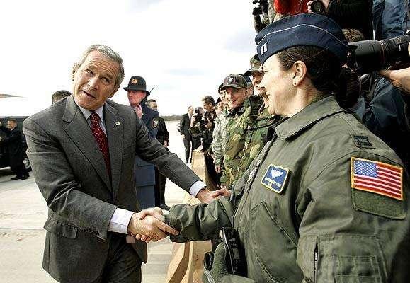 Фотожаба на Джорджа Буша (20 фото)