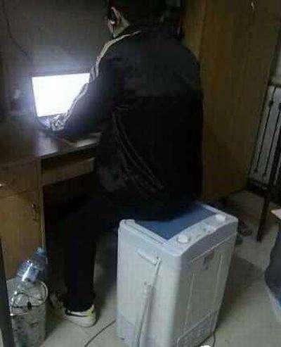 Способи роботи на компютері по-китайськи (11 фото)