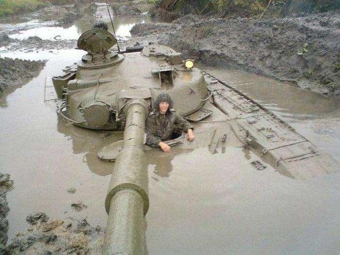 Таке можливо тільки в Росії (20 фото)